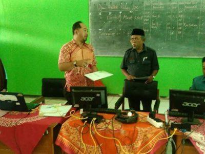 Edukasi Tentang Fungsi IJOTECH Sekolah SMP Wilayah Nganjuk